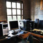 中古パソコン展示販売スペース