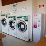 洗濯機、両替機