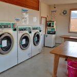 洗濯機、スニーカーランドリー
